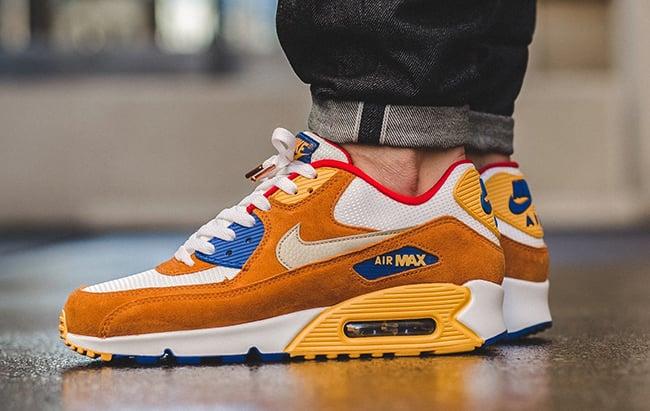 Nike Air Max 90 Curry | SneakerFiles