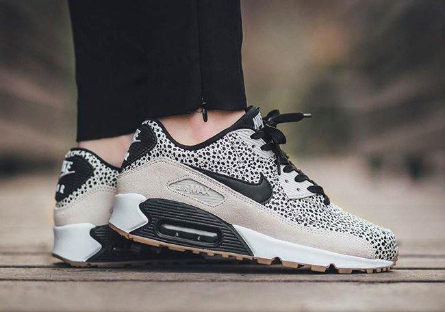 Nike Air Max 90 Safari Black Gum Brown | SneakerFiles
