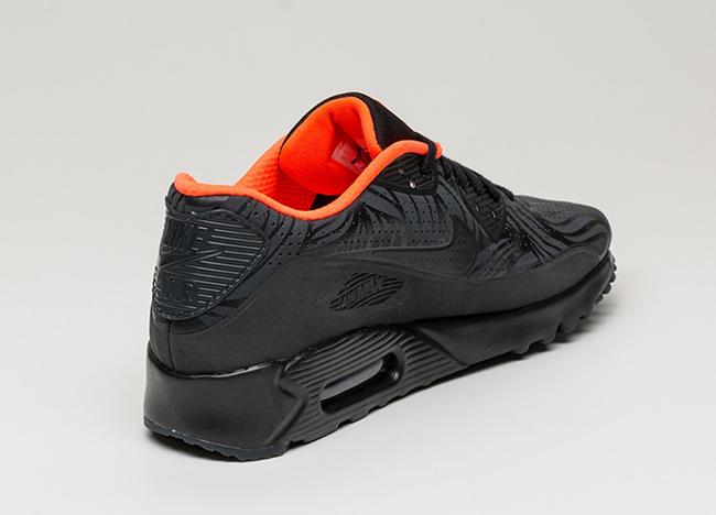 Nike Air Max 90 Ultra Moire FB Black Crimson