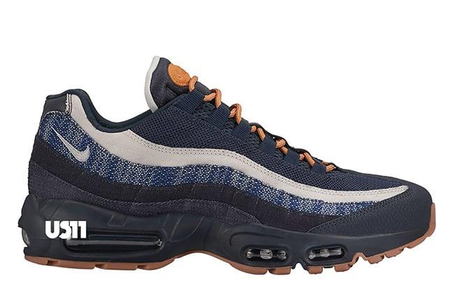 Nike Air Max 95 Textile Gradient