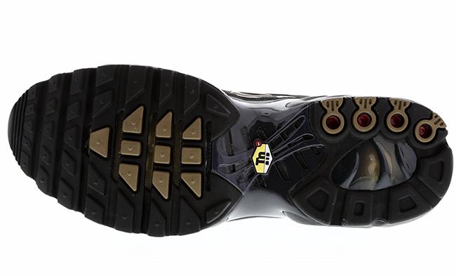Nike Air Max Plus Tuned 1 Metallic Cacao