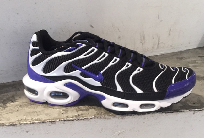 nike air max plus tuned 1 persian violet sneakerfiles. Black Bedroom Furniture Sets. Home Design Ideas