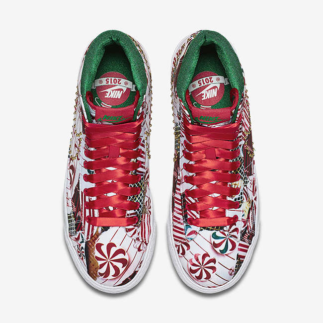 Nike Blazer Mid Christmas 2015