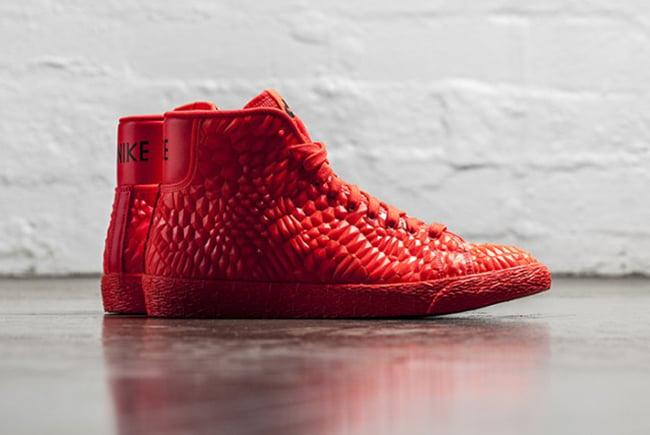 Nike Blazer Mid DMB Red Diamondback