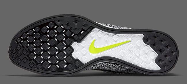 Nike Flyknit Racer Oreo Retro