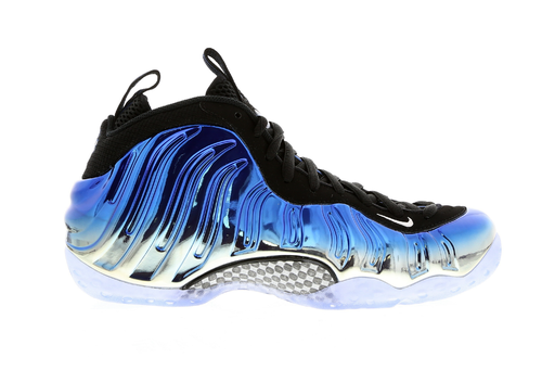 Nike Foamposite One Blue Mirror Price