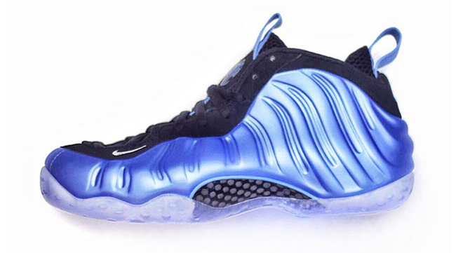 Nike Foamposite One University Blue