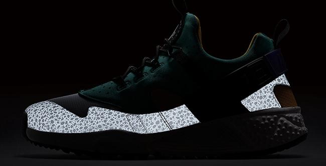 Nike Air Huarache Utility Safari Light Retro