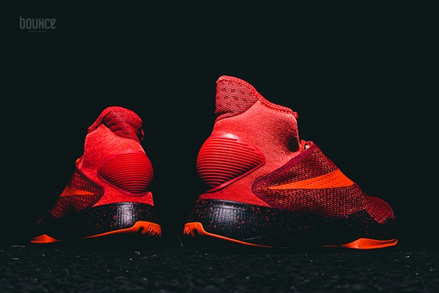 Nike Hyperrev 2016 Red Crimson