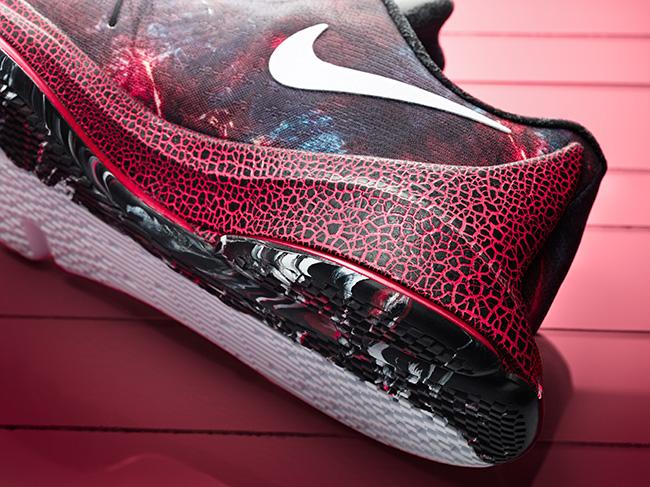 Nike KD 8 Christmas Naughty Nice