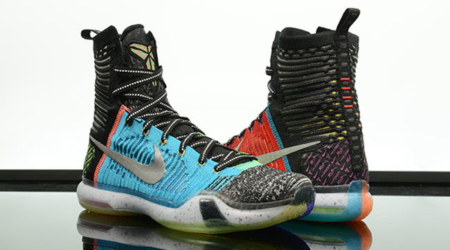 Nike Kobe 10 Elite What The Release
