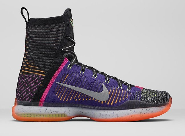 Nike Kobe 10 What The Elite
