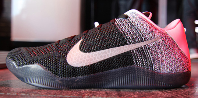 Nike Kobe 11 Black White