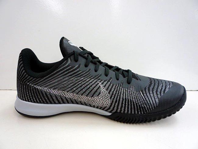 Nike Kobe Mentality II Black Silver