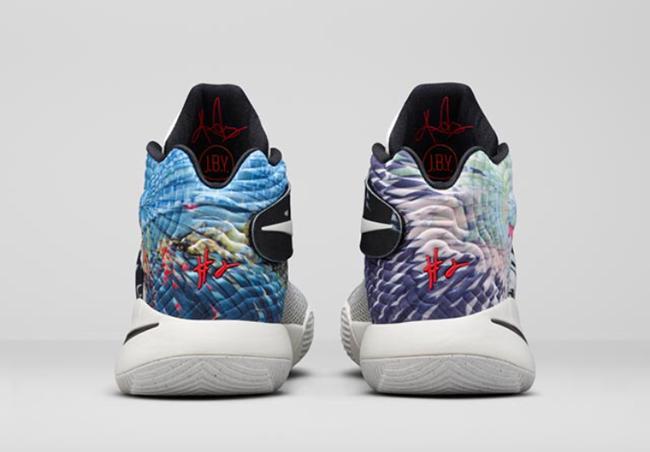 Nike Kyrie 2 Effect