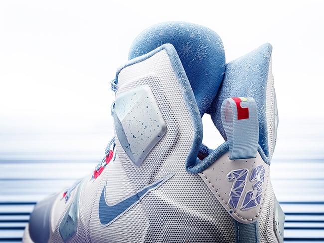 Nike LeBron 13 Christmas Midwest