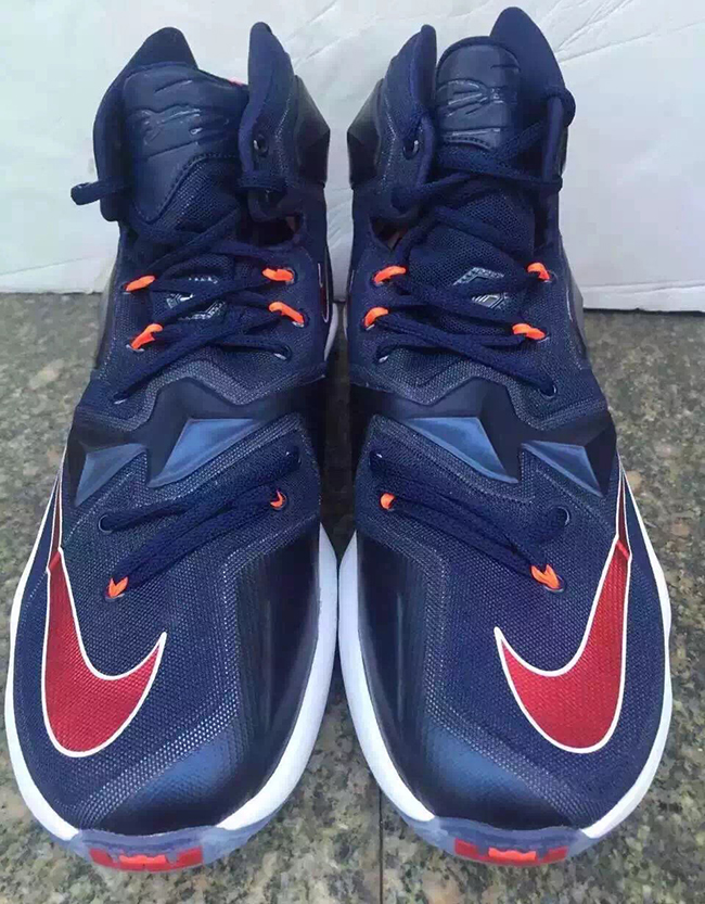 Nike LeBron 13 Midnight Navy