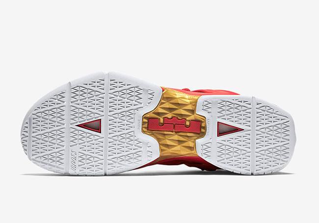 Nike LeBron Ambassador 8 Chinese New Year