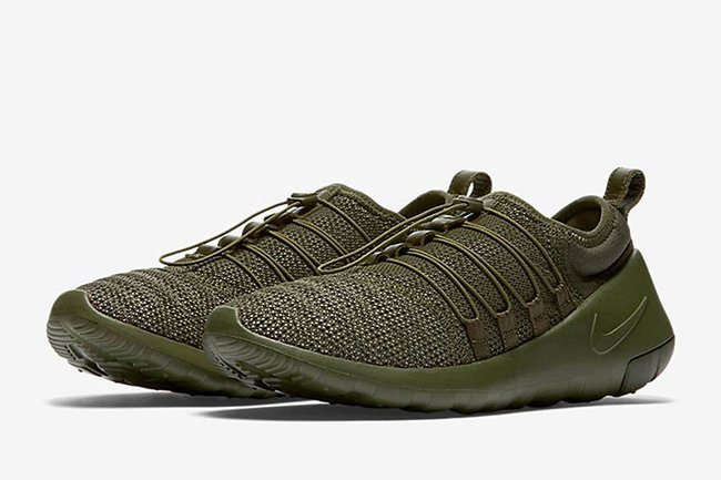 Nike Payaa Cargo Green