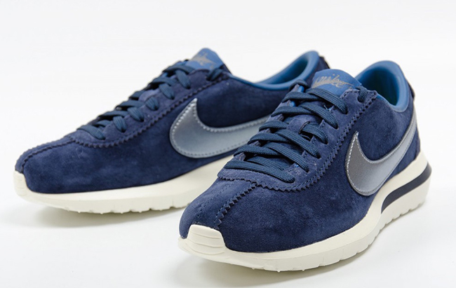 Nike Cortez All Suede