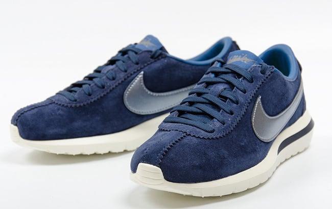 Nike Roshe Cortez NM Premium Suede Midnight Navy