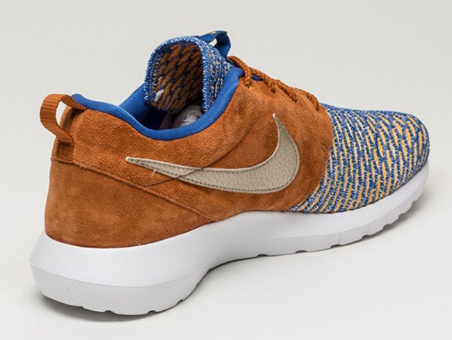 Nike Roshe NM Flyknit Tawny