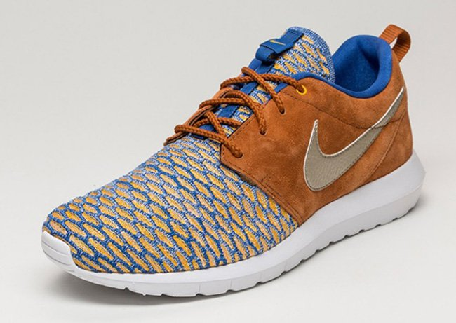 sports shoes 15001 f9475 Nike Roshe NM Flyknit Tawny