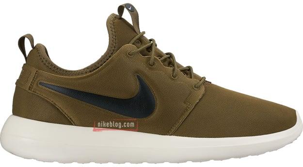 Nike Roshe Two Olive