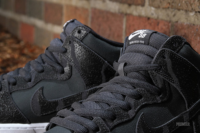 Nike SB Dunk High Griptape