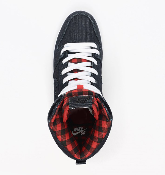 Nike SB Dunk High Lumberjack
