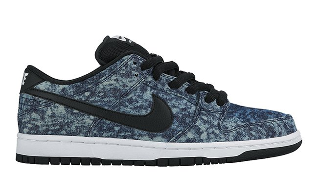 Nike SB Dunk Low Bleach Denim 2016