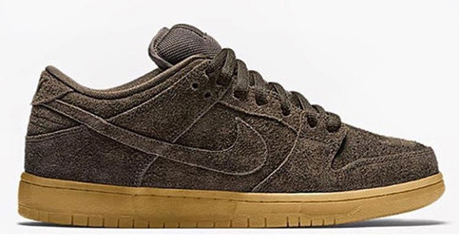 Nike SB Dunk Low Brown Gum