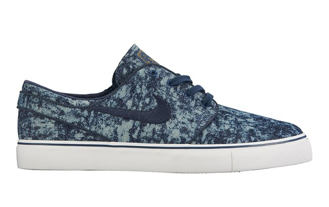 Nike SB Stefan Janoski Bleach Denim 2016
