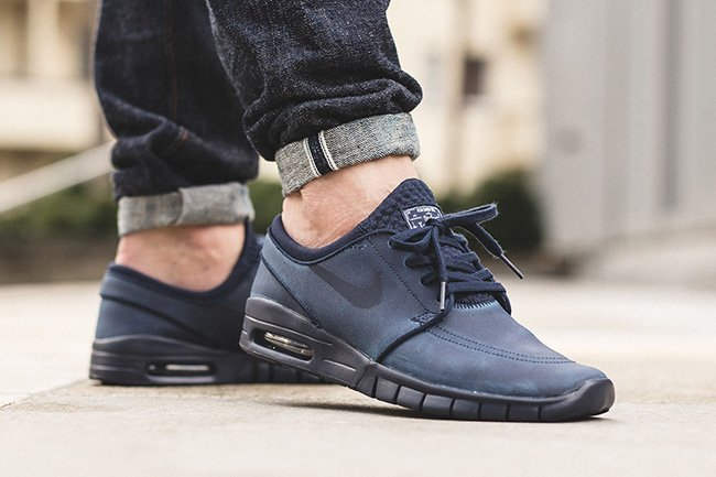Nike Janoski Max Leather