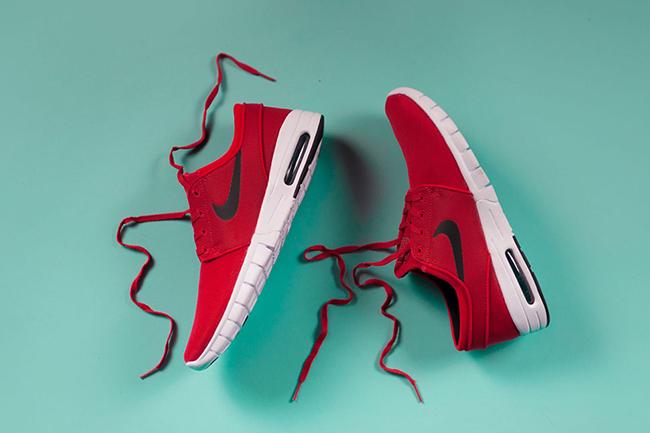 Nike SB Stefan Janoski Max University Red