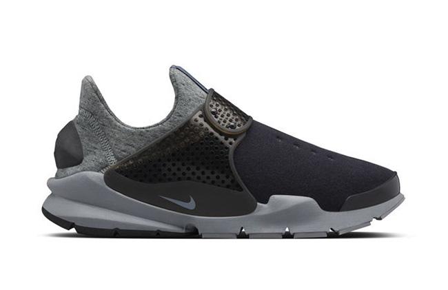 Nike Sock Dart Fleece Black Grey