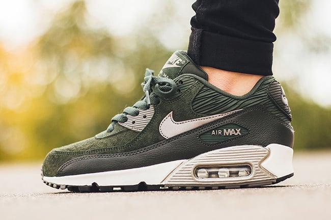 Air Max 90 Green