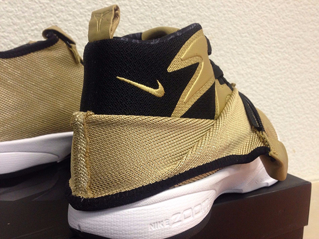sneakers for cheap a7b2e 968bf ... spain nike zoom kobe icon metallic gold d4447 44f65