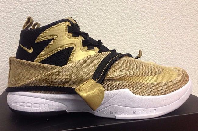 Nike Zoom Kobe Icon Metallic Gold