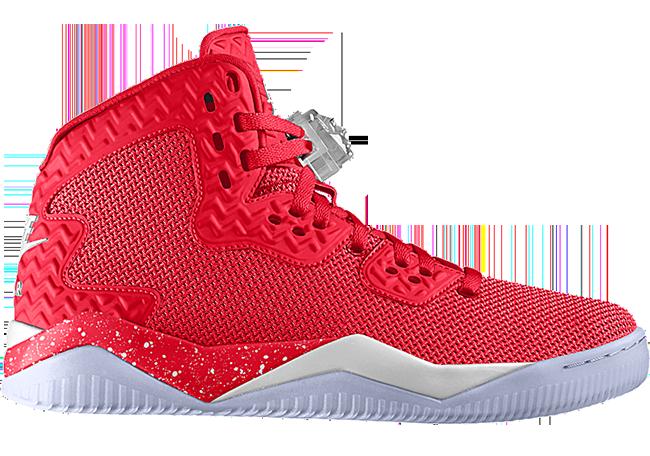 NikeID Jordan Air Spike 40