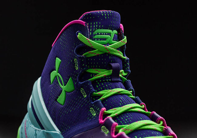 Northern Lights Under Armour Curry 2