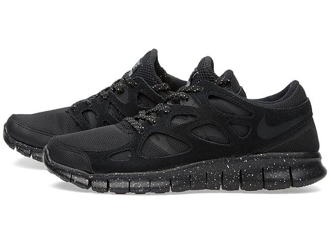 fd97983aa500 Nike Free Run 2 Oreo