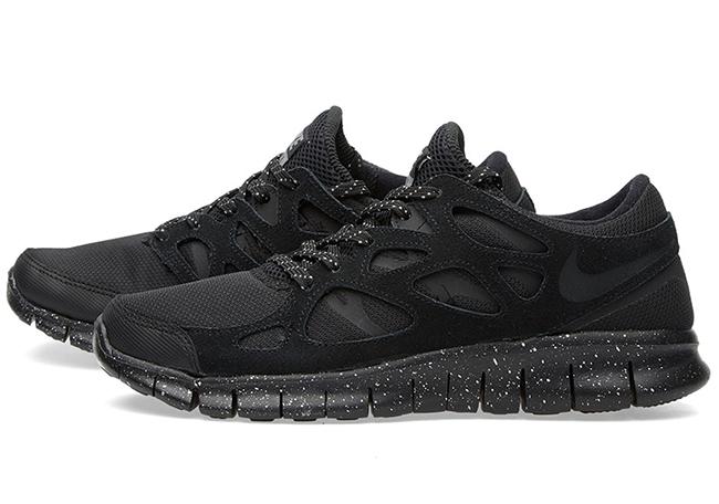 Nike Free Run 2 Oreo