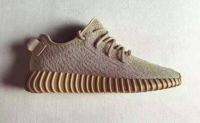 Oxford Tan adidas Yeezy 350 Boost