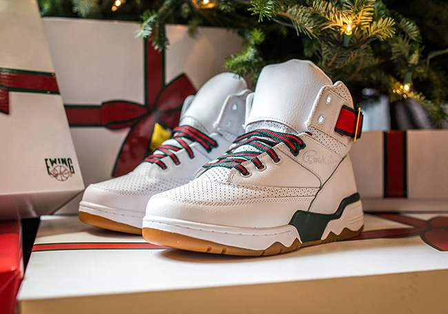 Packer Shoes Ewing 33 Hi Miracle on 33rd St