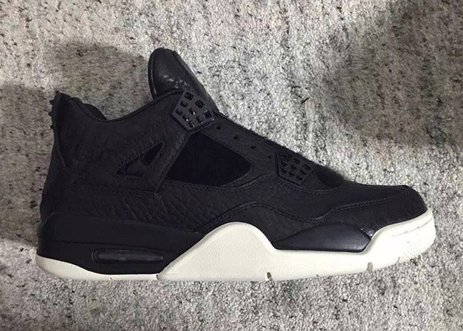 Pinnacle Air Jordan 4 Black