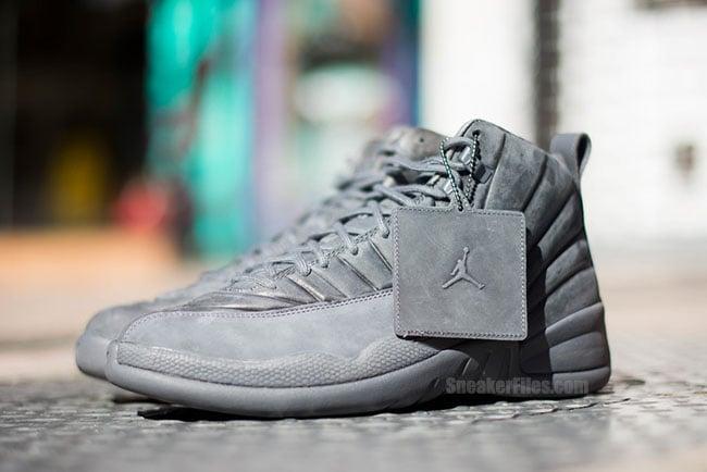 Release Air Jordan 12 PSNY