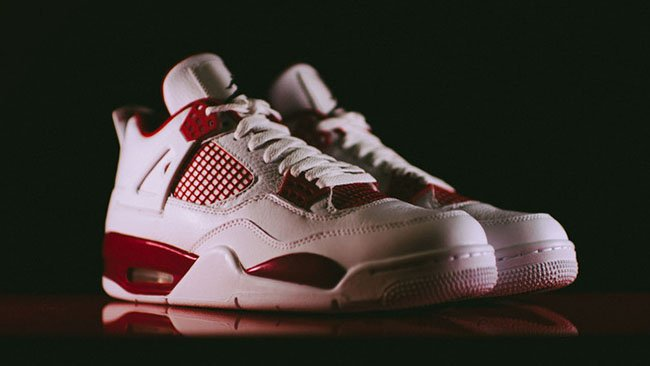 check out 61130 998b6 Air Jordan 4 Alternate 89 Release