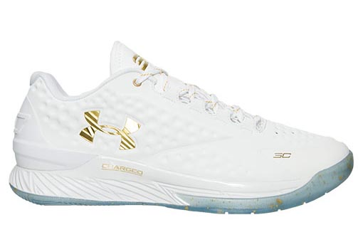 Release Under Armour Curry One Low Championship