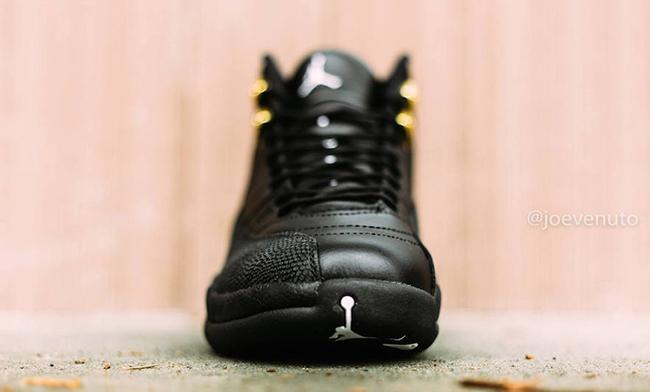 Retro Air Jordan 12 The Master